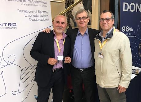 Partecipazione del professor Nikos Prapas ad una conferenza di SIFIOG – ISDSP in Italia