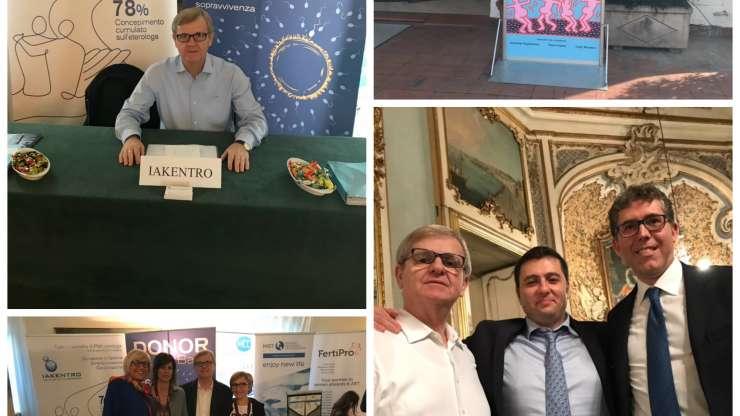 PARTECIPAZIONE DI IAKENTRO AL CONVEGNO ANNUALE DI SIRU IN ITALIA