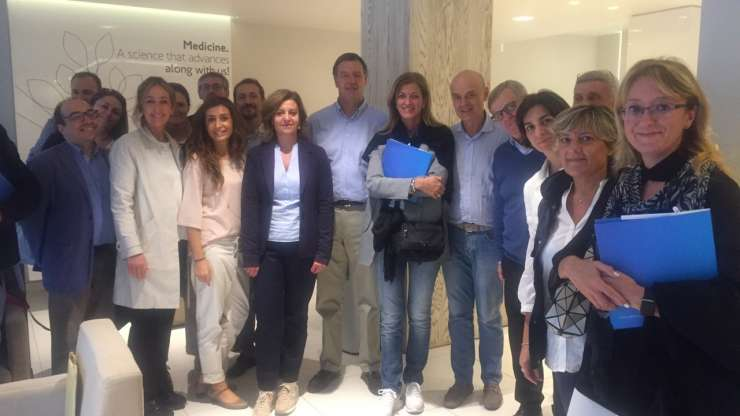 26 ginecologi di Milano e Torino visitano IAKENTRO