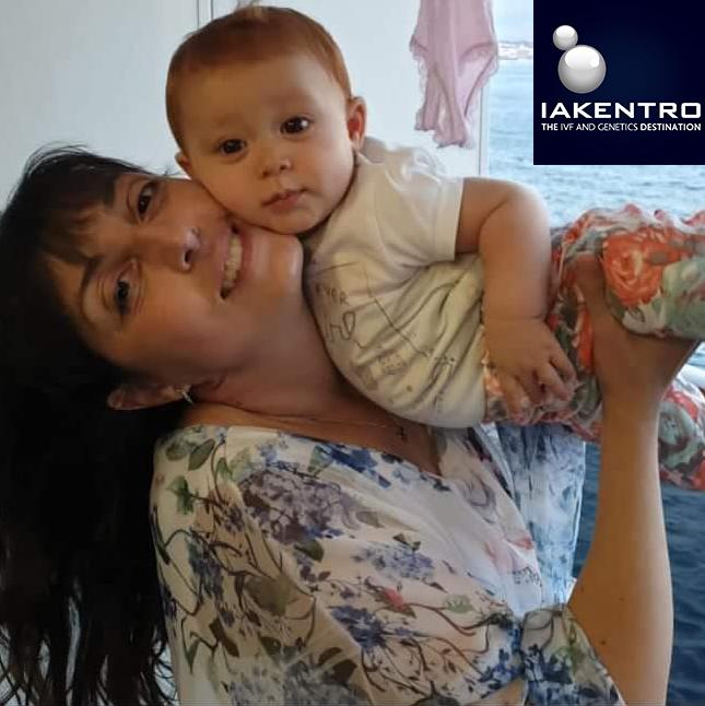 Francesca, mamma di Flavia: una storia d'amore